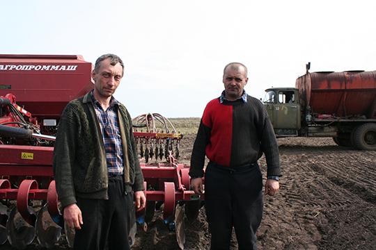 Сяргей Карнейчык і Вячаслаў Майсюк