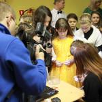 У Петрыкаве адбыўся конкурс юных тэлевядучых