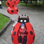 9 мая ў Петрыкаве пройдзе парад дзіцячых калясак