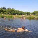 МЧС не рекомендует купаться на диких необследованных пляжах