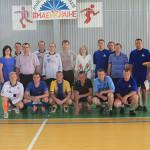 У таварыскім міні-футбольным матчы салігорцы выйгралі ў петрыкаўчанаў 7:2