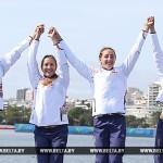 Спортсменки женской байдарки-четверки сделали свой «Олимпийский выбор»