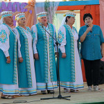 Песні  і  танцы  ў Капцэвічах