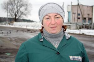 Загадвае цэхам жывёлагадоўлі ў Бяланавічах  Алена Невяроўская