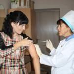 Апошнія штрыхі  вакцынацыі