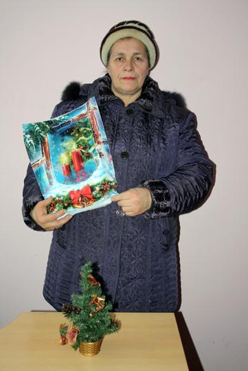 """Аператар машыннага даення МТФ """"Бабунічы"""" Людміла Палтаран"""