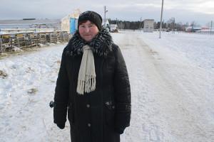 Аператар машыннага даення Наталля Сухоцкая