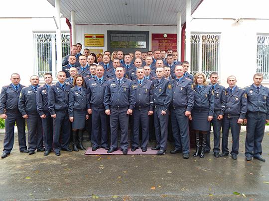 15 студзеня 1963 года быў створаны Петрыкаўскі раённы аддзел міліцыі
