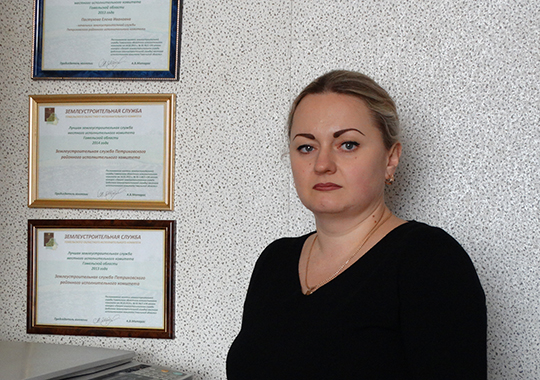 Алена Скрупская