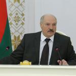 Прэзідэнт Беларусі аб актуальных пытаннях развіцця краіны