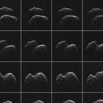 НАСА получило фото 1,5-километрового астероида, приближающегося к Земле