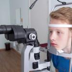 Мобильные бригады офтальмологов обследуют 14 тыс. детей Гомельской области