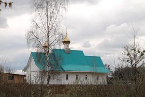 Царква ў Вялаўску