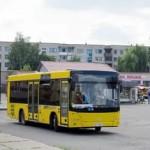 Змяненні ў графіку руху аўтобусаў у перадсвяточныя дні і 9 мая