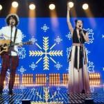 «Беларусь 1» и «Беларусь 24» покажут первый полуфинал «Евровидения-2017»