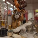 Более тысячи предметов советской эпохи можно увидеть на выставке «Рожденные в СССР» в Гомеле
