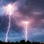 Грозы и порывистый ветер ожидаются 22 июня в отдельных районах Беларуси