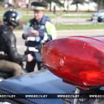 ГАИ усилит контроль за мотоциклистами с 22 по 26 июня