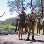 «Зарница» соберет более 250 школьников со всей Гомельской области