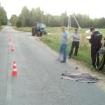Мальчик погиб под колесами полуприцепа-кормораздатчика в Лиозненском районе