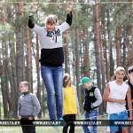 Оздоровительный лагерь для трудных подростков «Я — патриот» начинает работу в Гомеле