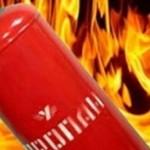 В Березино спасатель погиб при взрыве газового баллона