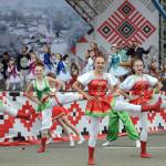 Танцавалі,  гралі ў Гомелі