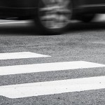 В Барановичах автомобиль сбил на переходе 4-летнего мальчика