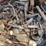 Более 26 т лома черного металла задержали в Гомельской области