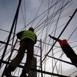 В Барановичском районе рабочий погиб при падении с высоты