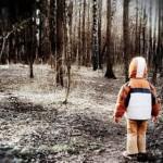 В Свислочском районе продолжают искать потерявшегося в лесу 12-летнего мальчика