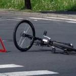 В Гомеле автомобиль сбил 9-летнего велосипедиста