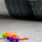 В Брагине грузовик сбил 9-летнего мальчика: ребенок умер в больнице