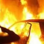 Житель Климовичей сгорел заживо в своем авто на берегу Сожа