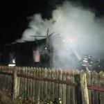 У Рубчы на пажары загінуў 58-гадовы мужчына