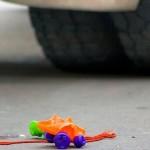 В Гомеле грузовик насмерть сбил 8-летнюю девочку