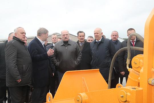 Развіццё мясцовых дарог у Беларусі
