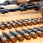 Житель Жлобина хранил дома пулемет, винтовку Мосина и автомат времен войны