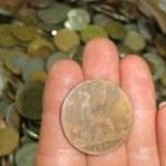 Старинные монеты обнаружили гомельские таможенники в поезде