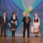 У Петрыкаве прайшла акцыя прафсаюзаў «Мы — разам!» …Спяваў нават Ханок
