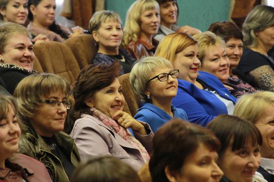 Настаўнікі Петрыкаўшчыны сабраліся на святочны форум