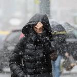 Дожди и порывистый ветер ожидаются в Беларуси в выходные