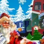 Новогодний экспресс начнет курсировать по Детской железной дороге в Минске 22 декабря