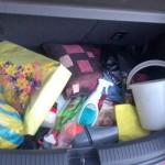 Женщина пыталась перевезти свою мать в багажнике через белорусско-украинскую границу