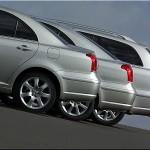 За несколько месяцев в Беларуси похищено 15 авто «Тойота»