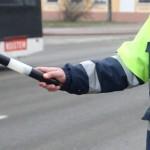 Сотрудникам ГАИ пришлось применить оружие для остановки нарушителя в Дзержинском районе