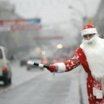 Детям — подарки, взрослым — контроль: как ГАИ Минска будет работать на зимних каникулах