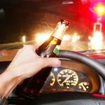 В Боровлянах пьяный водитель повредил семь автомобилей