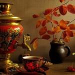Попробовать чай из самовара XIX века можно на выставке в Гомеле