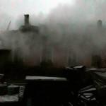Смерць на пажары ў Мышанцы